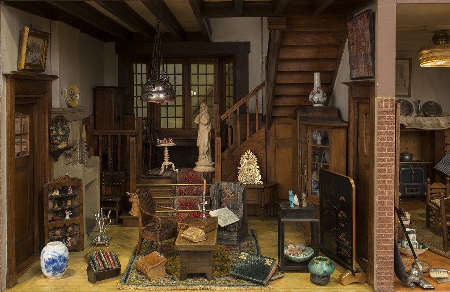 The World Behind A Doll S House At The Historisch Museum The Hague